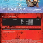 Aquagym RECTO 2012