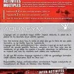 Aquagym VERSO 2012