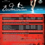 Badminton RECTO 2012