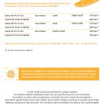 inter-activités paris centre sport : HIP-HOP Tracts rentrée 2015