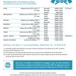 inter-activités paris centre sport : JUDO Tracts rentrée 2015