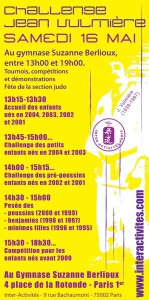 Judo challenge 2009