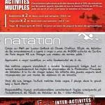 Natation VERSO 2012