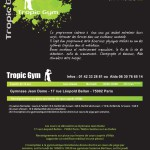 Tropic Gym RECTO