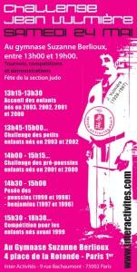 Judo challenge 2008